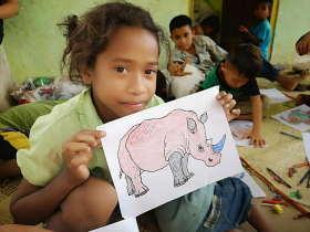 rhinoceros-drawing-anak-alam-flores